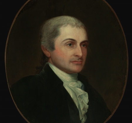 Portrait of 2nd Governor of New York, John Jay