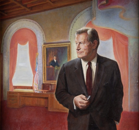 49th Governor Nelson A. Rockefeller