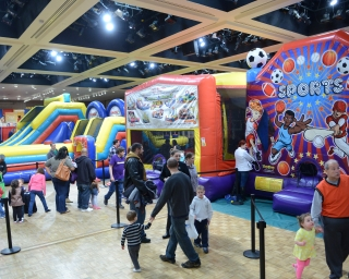 Hannaford Kidz Expo