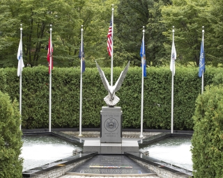 New York State World War II Memorial