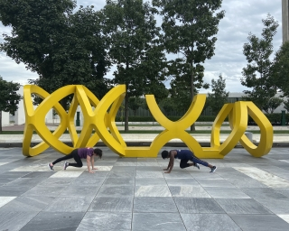 Sculpt with Fitness at the Plaza