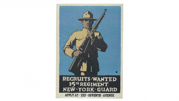 Recruits Wanted, 15th Regiment New York Guard
