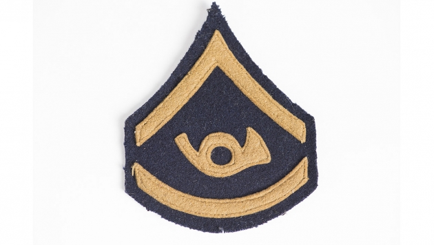 WWI Musician First Class Patch c. 1917-1919
