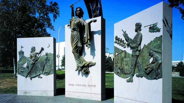 Women Veterans Memorial