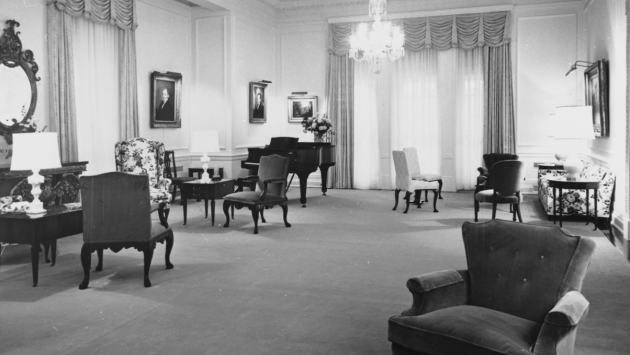 Executive Mansion Drawing Room