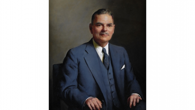 Governor Dewey Portrait