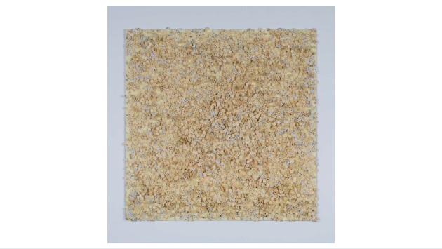Howardena Pindell, Untitled #1