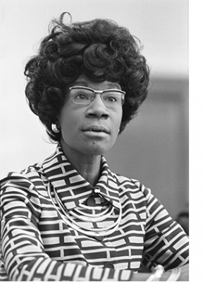 New York Leaders Shirley Chisholm Visit The Empire State Plaza New York State Capitol