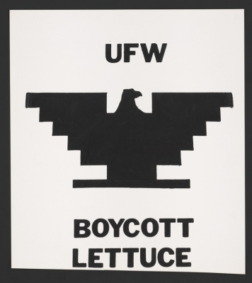 United Farm Workers Poster